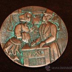 Medallas temáticas: MEDALLON CONMEMORATIVO . Lote 33742395