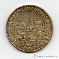 Medallas temáticas: MUSEO OCEANOGRÁFICO. MÓNACO. AÑO 2010.. Lote 33829053