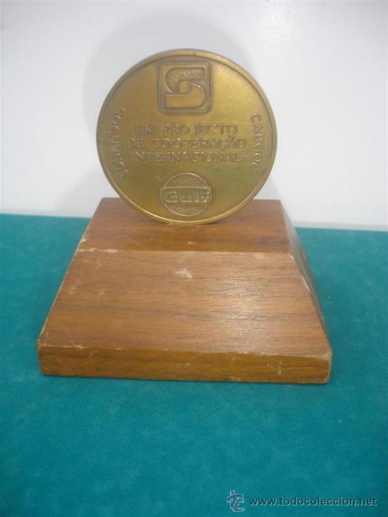 MEDALLA DE BRONCE (Numismática - Medallería - Temática)
