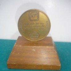 Medallas temáticas: MEDALLA DE BRONCE. Lote 34225606