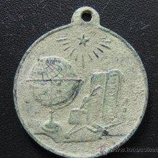 Medallas temáticas: MEDALLA DE COLEGIO PREMIO AL MERITO . D 2´5 CM LATON. Lote 34229351