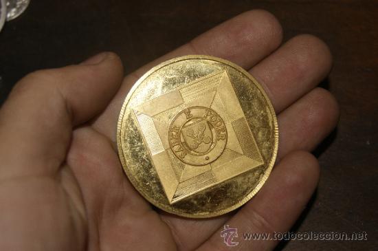 Medallas temáticas: Antigua medalla de portugal a identificar. - Foto 2 - 34331630