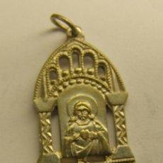 Medallas temáticas: MEDALLA RELIGIOSA, SAGRADO CORAZÓN.. Lote 34403818