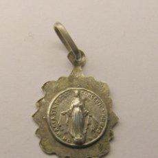Medallas temáticas: MEDALLA RELIGIOSA DE LA INMACULADA CONCEPCIÓN. PLATA.. Lote 34466560