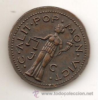 Medallas temáticas: Juan R. Cayón. Medalla publicitaria - Foto 2 - 64126458
