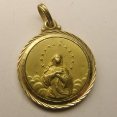 Medallas temáticas: MEDALLA RELIGIOSA DE LA INMACULADA CONCEPCIÓN.. Lote 34604587