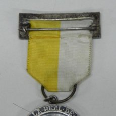 Medallas temáticas: ANTIGUA MEDALLA RELIGIOSA DE SANTA MARIA LA REAL DE LA ALMUDENA, MADRID, LEOPOLDO EIJO GRAY, OBISPO . Lote 34908881