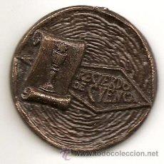 Medallas temáticas: CUENCA: MEDALLA O LLAVERO. Lote 34947278