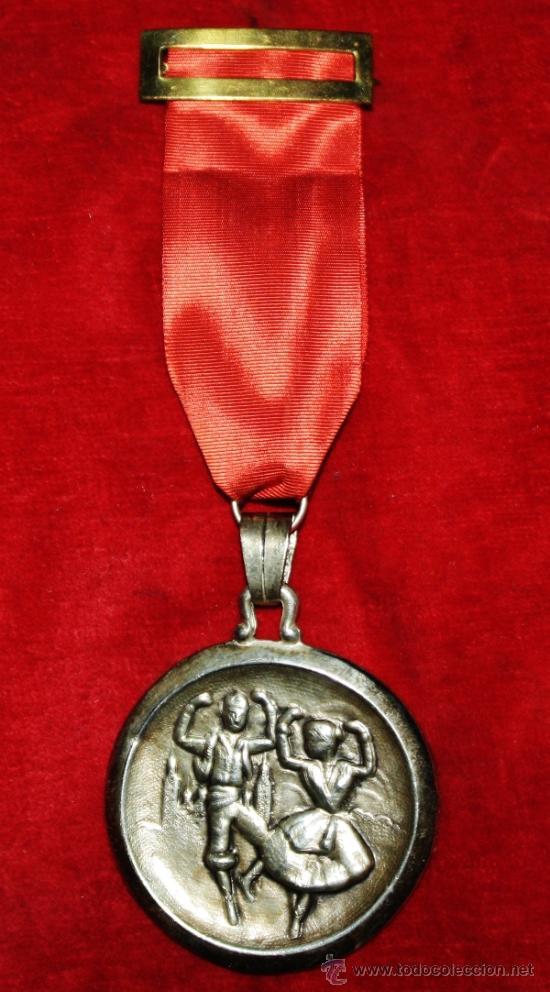 Medallas temáticas: SEMANA NACIONAL DE LA JOTA,ZARAGOZA,PLATA - Foto 2 - 35478303