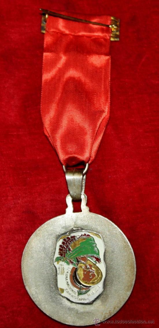 Medallas temáticas: SEMANA NACIONAL DE LA JOTA,ZARAGOZA,PLATA - Foto 3 - 35478303