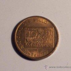 Medallas temáticas: MEDALLA XXVI FERIA NACIONAL EL SELLO (AÑO 1994) DEDICADA A LUIS BUÑUEL. Lote 35641593