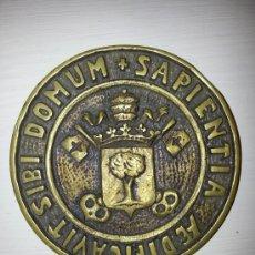 medalla de universidad en bronce- 277 - Comprar Medallas temáticas ...