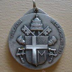 Medallas temáticas: MEDALLA JUAN PABLO II (JOANNES PAULUS II). Lote 36045282