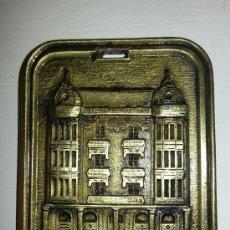Medallas temáticas: BONITO MEDALLÓN DE CAJA PALENCIA – 318. Lote 36100978