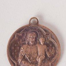 Medallas temáticas: MEDALLA DE METAL RELIGIOSA -L.PENIN-. Lote 36297853