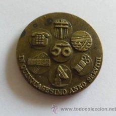 Medallas temáticas: MEDALLA DE LA CIA. TELEFONICA NACIONAL DE ESPAÑA 1975. Lote 36942648