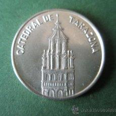 Medallas temáticas: -MONEDA DE ESPAÑA-BBV-CATEDRAL DE TARAZONA-23 MM.D-.. Lote 36854725