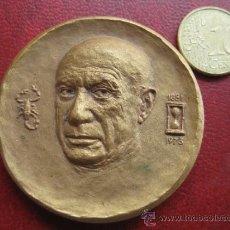 Medallas temáticas: MEDALLA MUSEO PABLO PICASSO DE BARCELONA. Lote 37137818