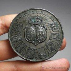 Medallas temáticas: MEDALLA EXPOSICIÓN REGIONAL DE 1879. SOCIEDAD ECONÓMICA GADITANA AMIGOS DEL PAÍS. CÁDIZ. Lote 37159323