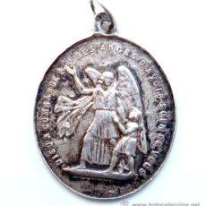 Medallas temáticas: MEDALLA RELIGIOSA EN PLATA. Lote 90576354
