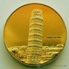 Thematic medals - ITALIA . GRAN MEDALLA TEMÁTICA - TORRE DE PISA - 37738504