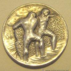 Medallas temáticas: MEDALLA BIANCHINI INGENIEROS. BARCELONA 1908 - 1958. DIÁM. 3,5 CM. Lote 38157030