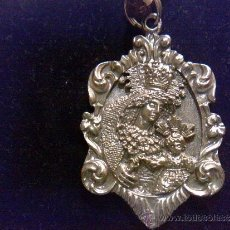 Medallas temáticas: SEMANA SANTA DE SEVILLA. MEDALLA DE LA HERMANDAD SACRAMENTAL NTRA SRA DEL CARMEN Y SAN LEANDRO . Lote 38164603