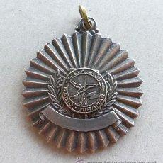 Medallas temáticas: INTERESANTE MEDALLA E.A.J. 39 RADIO MIRAMAR V FESTIVLA CANCIÓN BADALONA AGOSTO 1968. Lote 38317333
