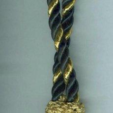 Medallas temáticas: MEDALLA DE COFRADIA DE SEMANA SANTA CON CORDON . Lote 38603578