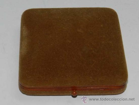 Medallas temáticas: ANTIGUA MEDALLA DE PLATA DEL CAMPEONATO DE EUROPA DE VELA CLASE FINN, ESPAÑA DE 1975, CLUB NAUTICO D - Foto 3 - 39039346