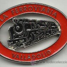 Medallas temáticas: MEDALLA DE FERROCARRILES DE VALLADOLID. Lote 39620765