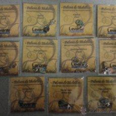 Medallas temáticas: 11 MEDALLAS - COLECCION PULSERA DE MEDALLAS C. VALENCIANA INCOMPLETA). Lote 39717142