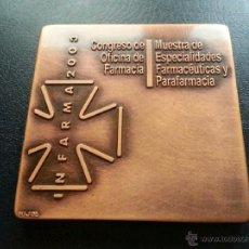 Medallas temáticas: MEDALLA INFARMA 2003 - PUJOL. Lote 39764016