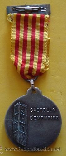 Medallas temáticas: MEDALLA HOMENAJE A LOS ABUELOS CASTELLÓ D´EMPÚRIES - Foto 3 - 40238156