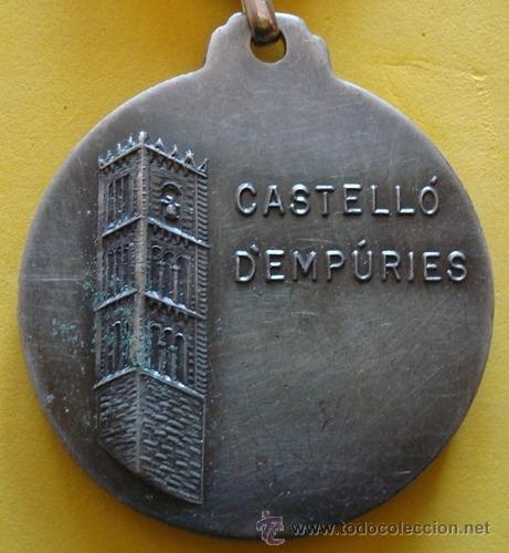 Medallas temáticas: MEDALLA HOMENAJE A LOS ABUELOS CASTELLÓ D´EMPÚRIES - Foto 4 - 40238156