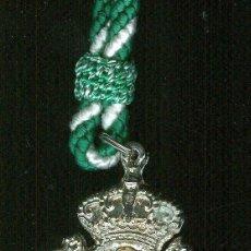 Medallas temáticas: MEDALLA DE LA HERMANDAD DEL ROCIO DE LA MACARENA. Lote 40327796