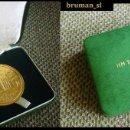 Medallas temáticas: ANTIGUA MEDALLA DE BRONCE EDITION EXCLUSIVA DEL MUSEO HERALD - TOWER OF LONDON -. Lote 40945771