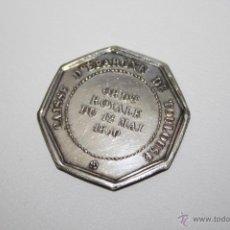 Medallas temáticas: PIN050 MEDALLA DE LA CAISSE D'EPARGNE DE TOULOUSE - PLATA - 1830. Lote 41127188