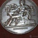 Medallas temáticas: MEDALLA CONMEMORATIVA DE LA CAMARA DE COMERCIO DE MARSELLA,NO SE SI ES DE PLATA. Lote 41381382