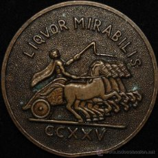 Medallas temáticas: MEDALLA APLIQUE CUADRIGA ROMANA. Lote 41409344