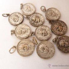 Medallas temáticas: LOTE DE 10 MEDALLAS. Lote 41664968