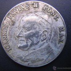 Medallas temáticas: MONEDA DE JUAN PABLO II. Lote 43040592