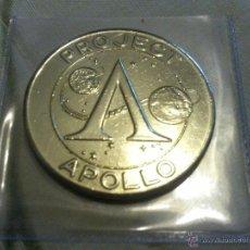 Medallas temáticas: MEDALLA DEL PROYECTO APOLO (APOLO 14 DEL 31 DE ENERO DE 1971)MBC. Lote 43272506