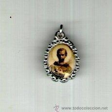 Medallas temáticas: PEQUEÑA MEDALLA DE SAN MARTIN DE PORRAS. Lote 43305096