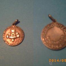 Medallas temáticas: MEDALLA HOMENAJE A LA MUJER - MEDIAS PLATINO - CONCURSO LITERARIO LA AMISTAD 1964 - EN PLATA. Lote 43412299