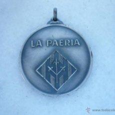 Medallas temáticas: MEDALLA METÁLICA LA PAERIA, AJUNTAMENT DE LLEIDA. Lote 43446158