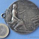 Medallas temáticas: MEDALLA OBSEQUIO DE LA CIA HISPANIA. Lote 43771282