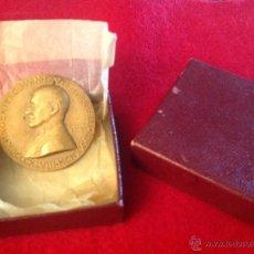 Medallas temáticas: MEDALLA J. BAUTISTA PIRELLI 1848-1932, FÁBRICA PIRELLI DE VILLANUEVA Y LA GELTRU 1902-1952. Lote 43908676