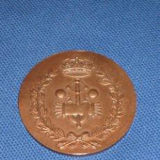 Medallas temáticas: SEVILLA - MEDALLA DE LA ESCUELA SUPERIOR DE INGENIEROS INDUSTRIALES - 5 CMS DE DIAMETRO. Lote 44016883