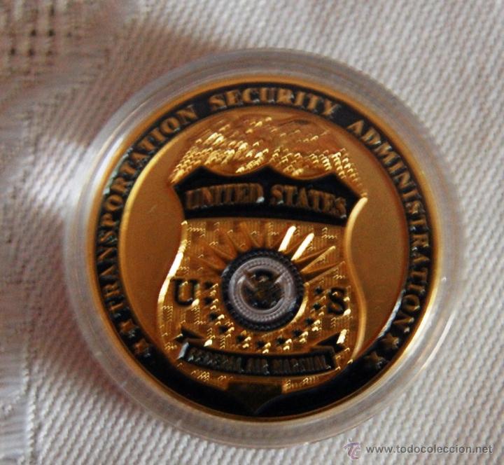 Medallas temáticas: Moneda conmemorativa de US Department of Homeland Security - Foto 2 - 44398246